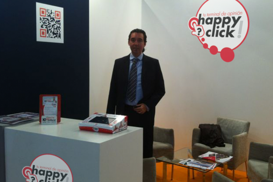Happyclick en Smart City Expo y BCN Rail
