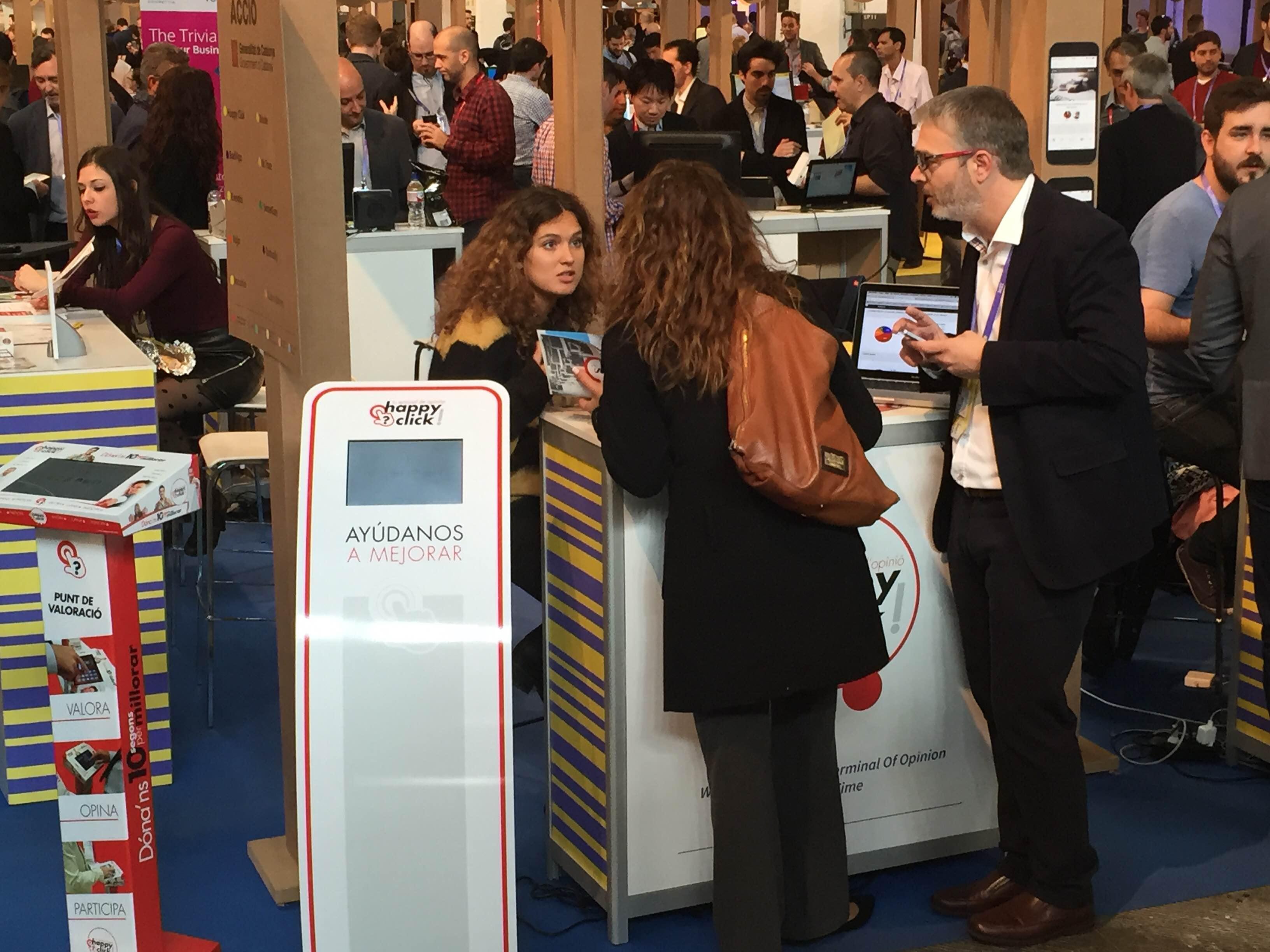 Valoración muy positiva de la participación en el Mobile World Congress