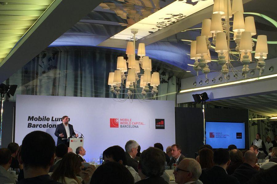 Happyclick es invitada al Lunch de presentación del Mobile World Congress