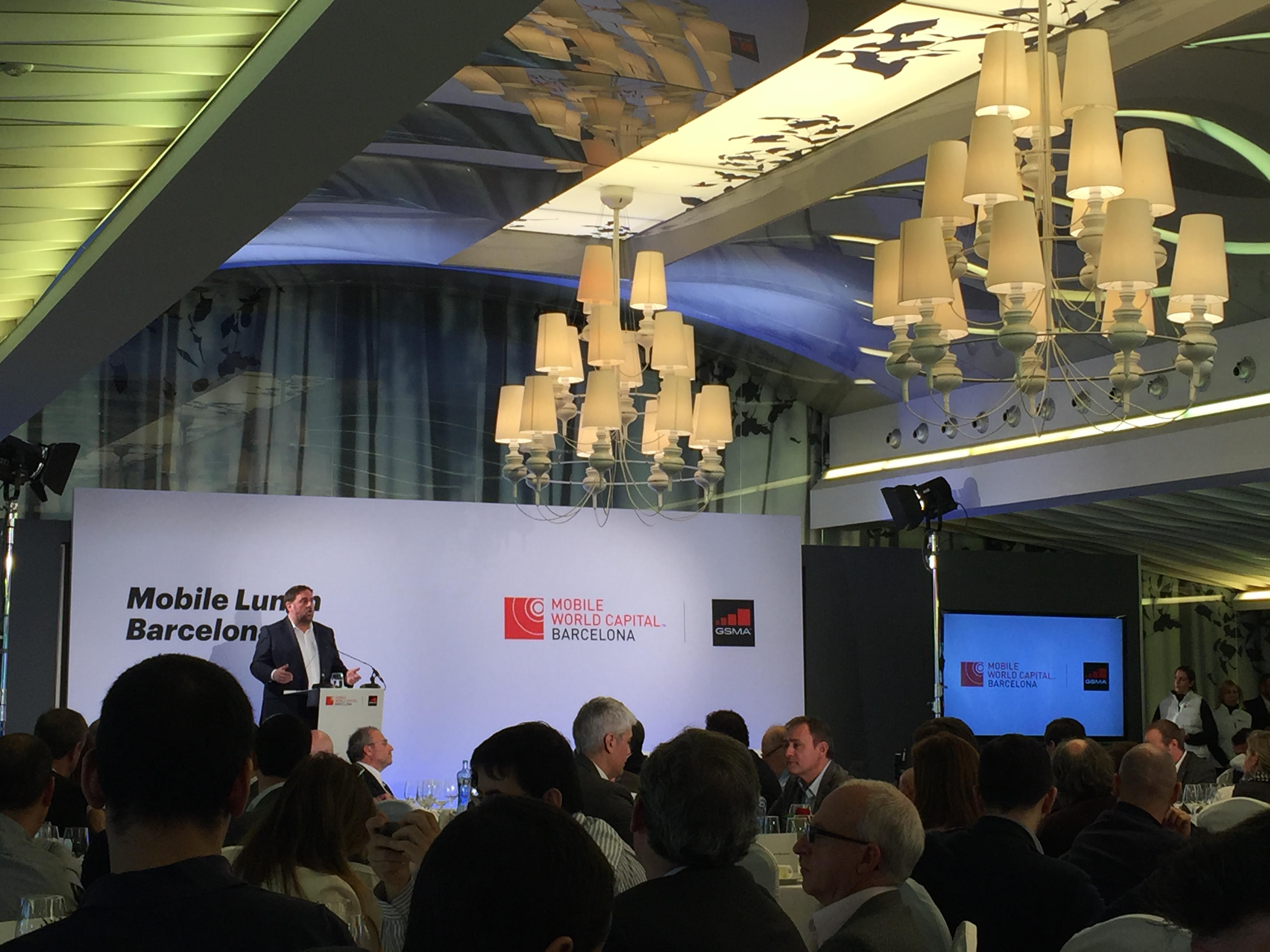 Happyclick es invitada al Lunch de presentación del Mobile World Congress