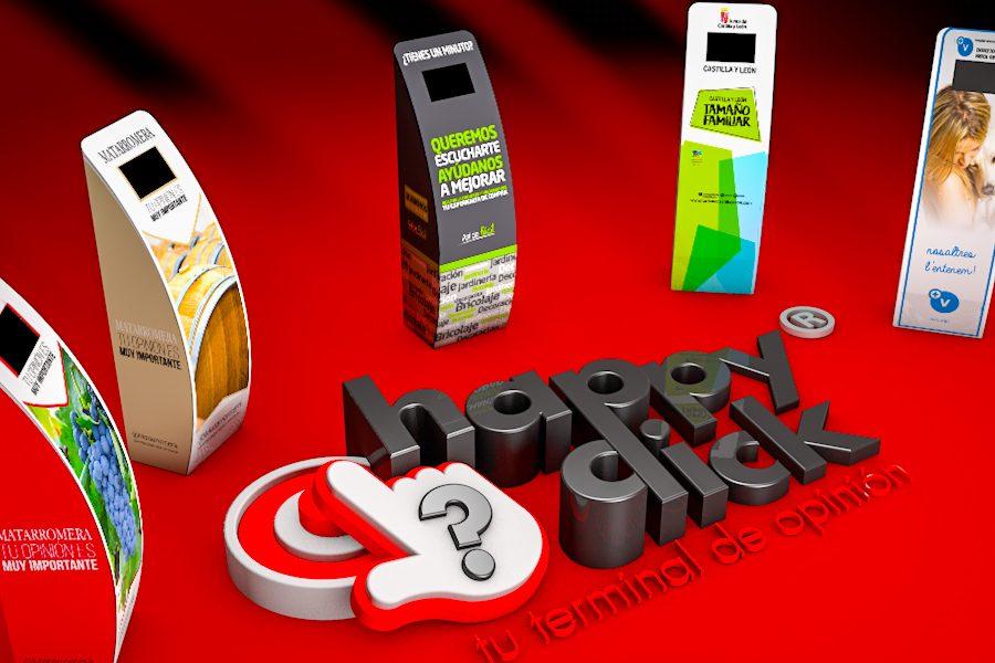 Happyclick llança al mercat el seu nou dispositiu happyclick Compac